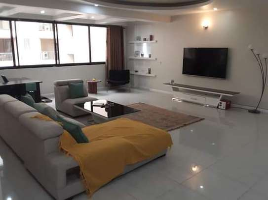 3 Bedrooom Luxury Full Furnished Apartment in Oysterbay Peninsula image 2