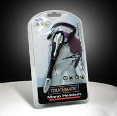 Touchmate headsets hm100 Earphone And Mic