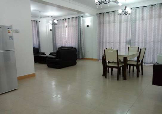 2 Spacious Bedroom Furnished Apartment in Msasani
