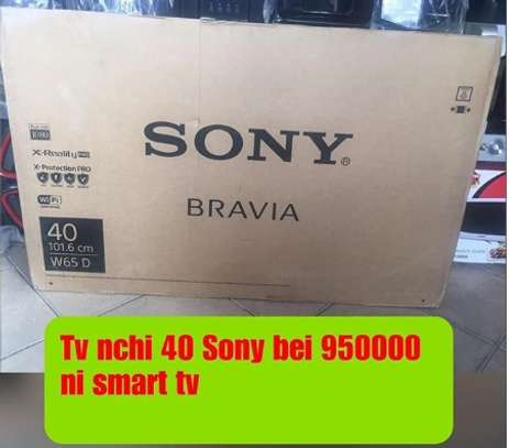 Sony  40 Inches Smart TV
