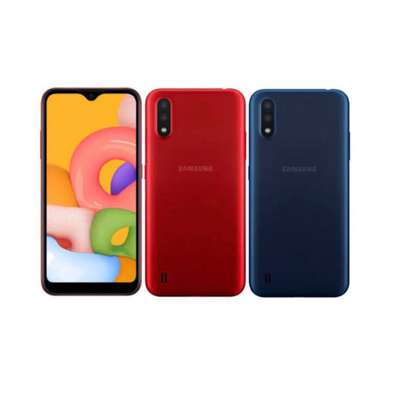 SAMSUNG A01 GB16 BEI_punguzo (Full box)