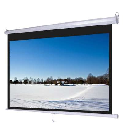 Manual Projector Screen - 150 Inches image 10