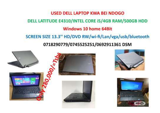 Used Dell Core i5 Laptop image 1