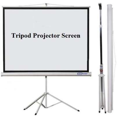 TRIPOD PROJECTOR SCREEN-120inches