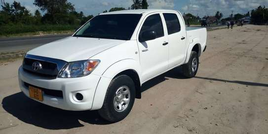 2008 Toyota Hilux image 5
