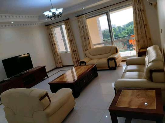 a 2bedrooms fully furnished in MASAKI walking distance to the beach image 1
