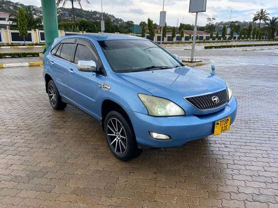2003 Toyota Harrier image 10