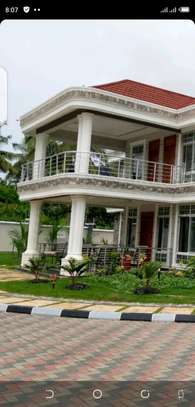 5 Bdrm Executive New Bungalow House Sqm 3500. in Mbezi Beach image 8