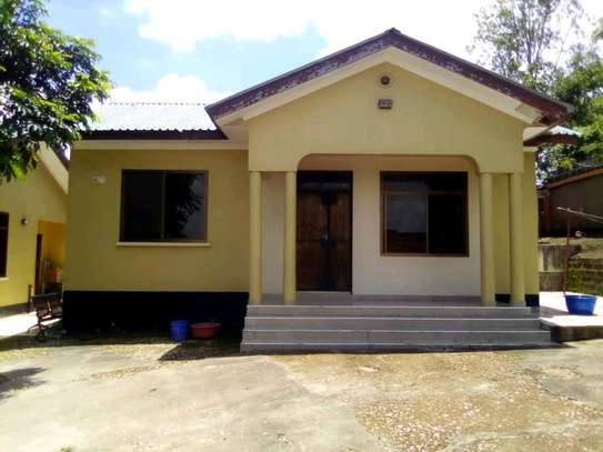 3 (Self contained) Houses in a Compound for SALE at Mbezi-KwaMsuguri image 1