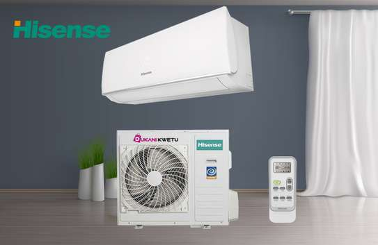 9000BTU HISENSE AIR CONDITIONER
