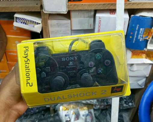 Playstation controller ps2 image 1