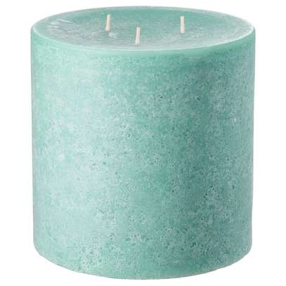 Unscented block candle image 3