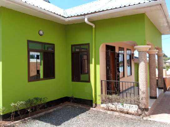 3bed stand alone house  at  mbezi mwisho kimara new house image 1