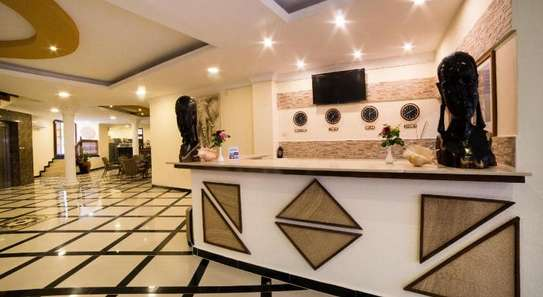 Running Hotel in Stone Town for Sale