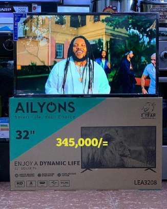 ALYONS HD LED Television(32Inch)..345,000/= image 1