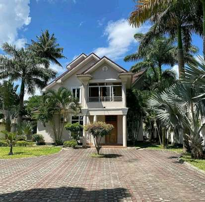 a 4bedroom standalone house on main road  to mbezi beach image 1