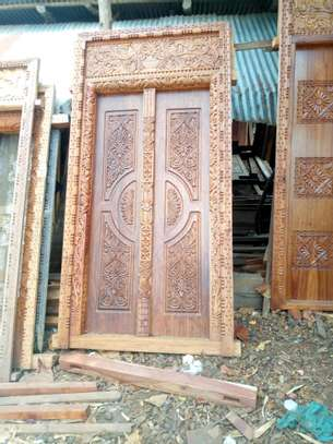 Zanzibar doors & carved furnitures image 4