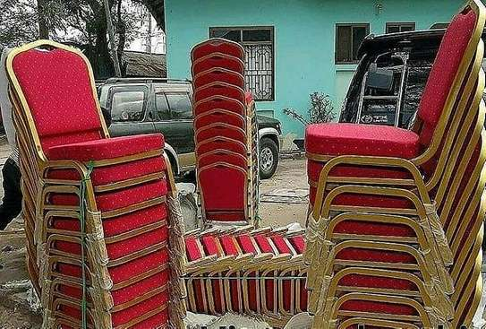 Steel Banqueting Chairs...95,000/= image 2