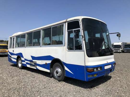 1996 Mitsubishi AERO BUS 46SEATER TSHS 50MILLION ON THE ROAD image 1