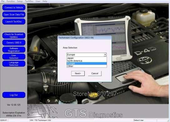 Car diagnosis system image 4