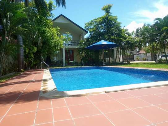3bed villa in the compound at mbezi beach