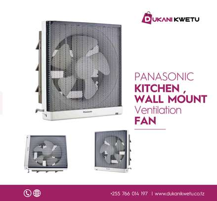 Panasonic Kitchen Wall Mount Ventilation Fan