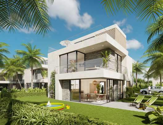5 Bedrooms Villa with a private Pool and free access to the beach club image 2