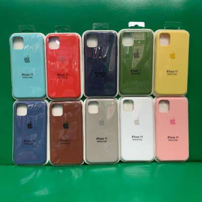 Silicone Iphone Covers