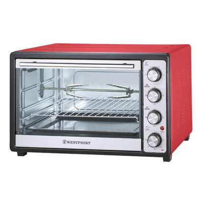 WESTPOINT Mini Oven 45Ltr SILVER – WOY-4517.5.R image 1