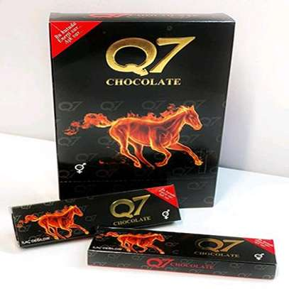 Q7 chocolate natural viagra for women and men image 1