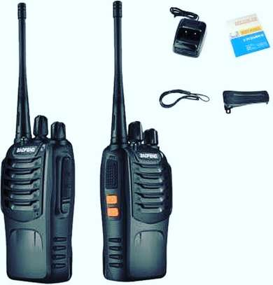 BAOFENG WIRELESS WALKIE TALKIE