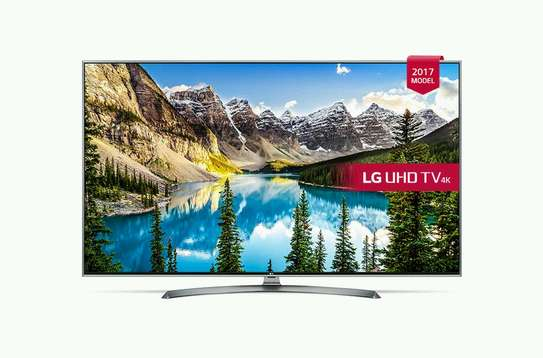 LG 55 Inch Smart Ultra UHD 4K Series 7 image 1