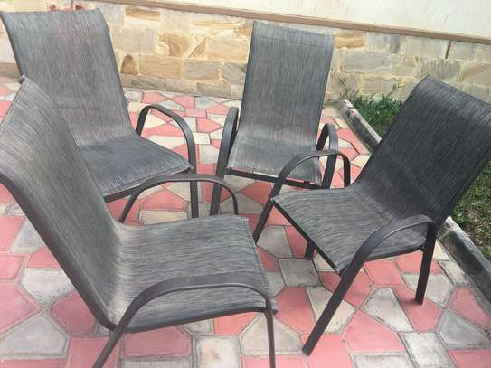 All-weather Garden/Patio Chairs (6)