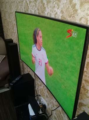 SAMSUNG SMART CURVED TV FOR SALE