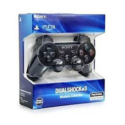 sony ps3 duaal shock3 wireless controller