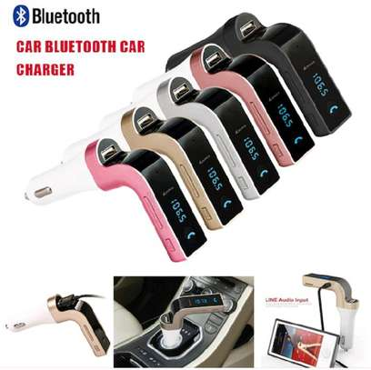CARG7 Bluetooth Car charge. image 1