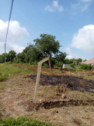 plot for sale  located at mabwepande bagamoyo image 1