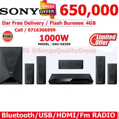 Sony Home Theatre - Dav-Dz350