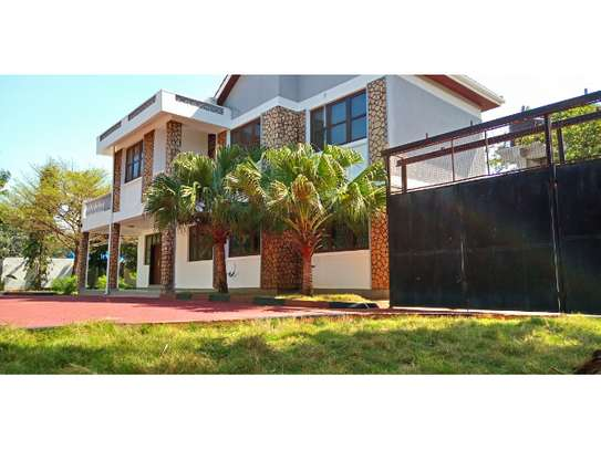 7 Bedroom House at Masaki with Big Compound