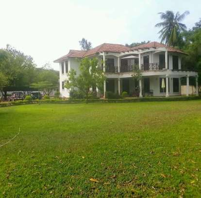 a stand alone house is for rent at mbezi beach rainbow walking distance to the main road