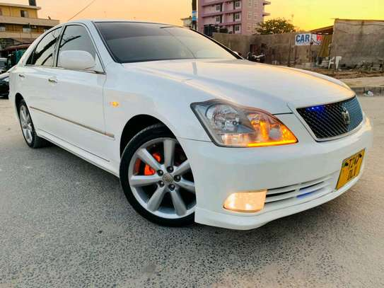 2006 Toyota Crown image 2