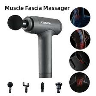 FACIAL MASSAGER GUN MACHINE image 1