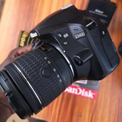 NIKON D3400 with 18-55MM image 1