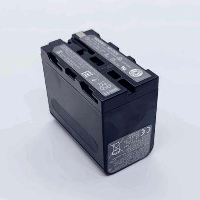 Sony NP-F970 L-Series Info-Lithium Battery Pack (7.2V, 6600mAh) image 6