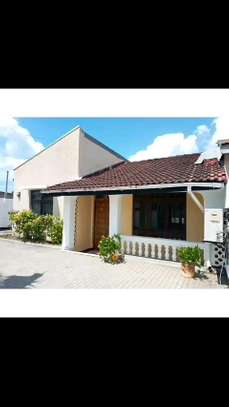 3 Bdr unfurnished standalone house to Let at Kinondoni. image 1
