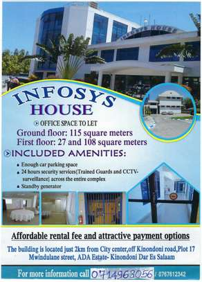115 Sqm & 108 Sqm Office Space