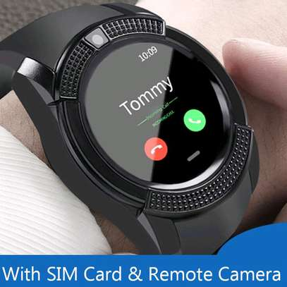 Smart watch v8 (black) image 2