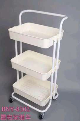 3 tier Rack nzuri kubwa with moving tiers image 3