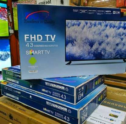 SUPER DISCOUNTED TELEVISION 43INCH image 1