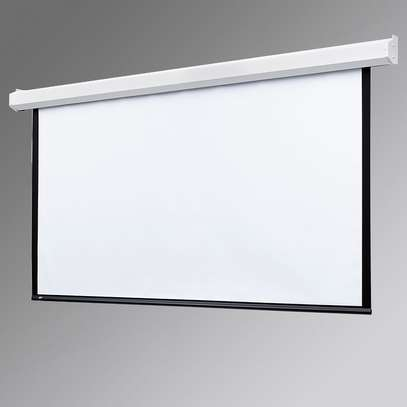 Electric Projection Screen image 3
